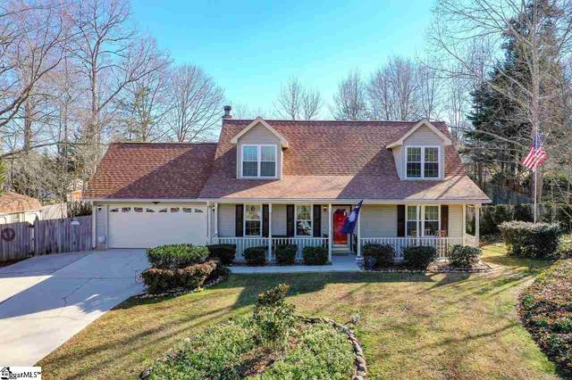 116 Plantation Drive, Greer, SC 29651 (#1436274) :: Coldwell Banker Caine