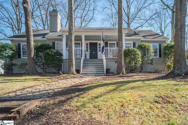 14 Meredith Lane, Greenville, SC 29607 (#1436275) :: DeYoung & Company