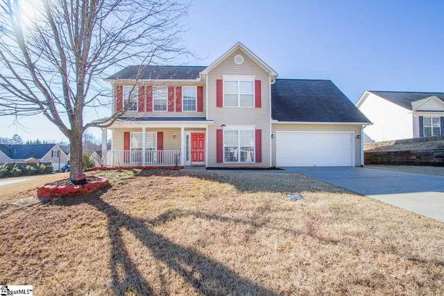 544 Cardinal Woods Way, Easley, SC 29642 (#1436280) :: Coldwell Banker Caine