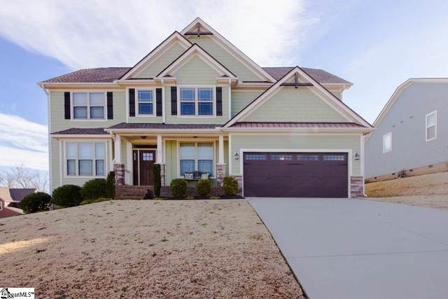 316 Castle Creek Drive, Greer, SC 29651 (#1436303) :: Coldwell Banker Caine