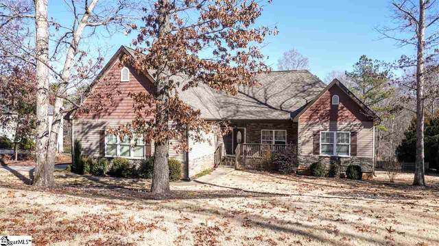 115 Brecken Court, Easley, SC 29642 (#1436308) :: Hamilton & Co. of Keller Williams Greenville Upstate