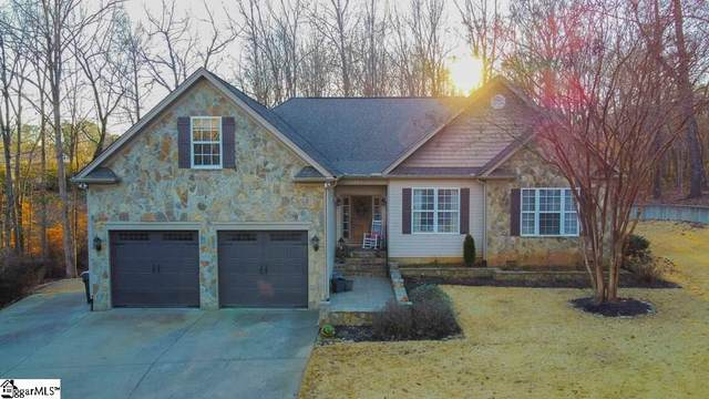 114 Burlwood Drive, Greer, SC 29651 (#1436347) :: Expert Real Estate Team