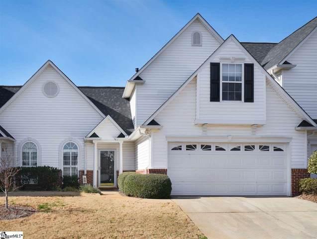 6 Cedar Rock Drive, Greer, SC 29650 (#1436348) :: Hamilton & Co. of Keller Williams Greenville Upstate