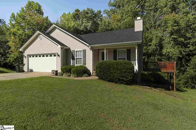 104 Twisted Ivy Court, Taylors, SC 29687 (#1436417) :: Hamilton & Co. of Keller Williams Greenville Upstate