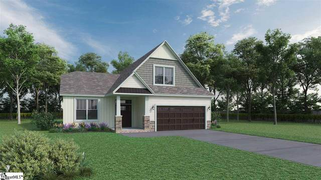 118 Owens Creek Court Lot 5, Greer, SC 29651 (#1436418) :: J. Michael Manley Team
