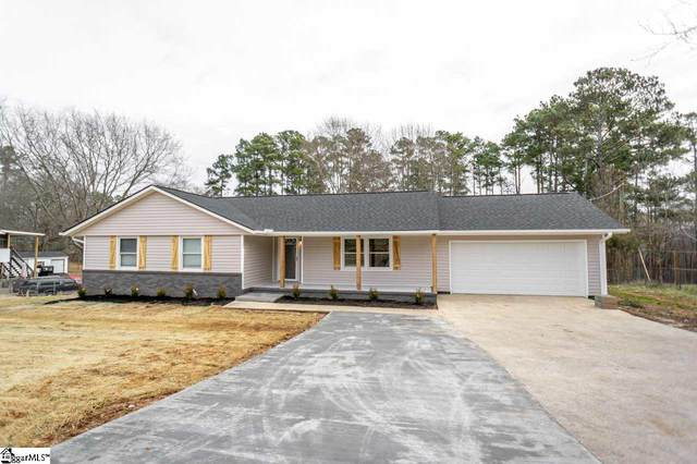 1821 Old Pendleton Road, Easley, SC 29642 (#1436435) :: Expert Real Estate Team