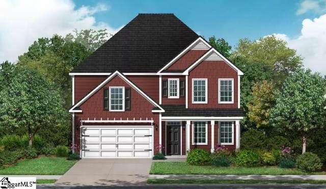 6 Port Hudson Court, Simpsonville, SC 29680 (#1436444) :: Coldwell Banker Caine
