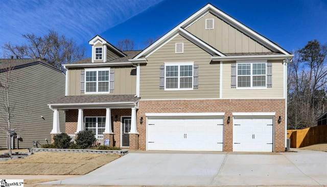 116 Hartwood Lake Lane, Greer, SC 29650 (#1436468) :: Expert Real Estate Team