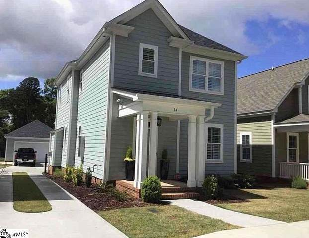 14 Maydell Avenue, Greenville, SC 29607 (#1436471) :: Coldwell Banker Caine