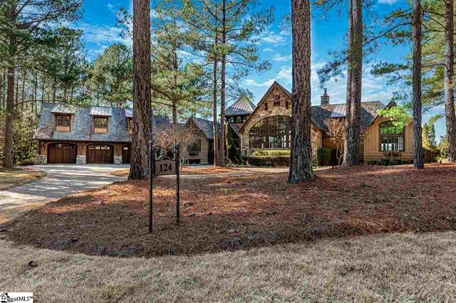 124 Long Ridge Road, Sunset, SC 29685 (#1436491) :: Coldwell Banker Caine