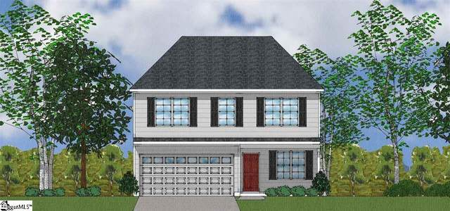 427 Reflection Drive Home Site 62 - , Anderson, SC 29625 (#1436594) :: Coldwell Banker Caine