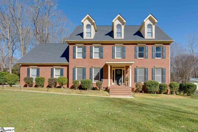 105 Maple Brook Court, Simpsonville, SC 29681 (#1436640) :: Coldwell Banker Caine