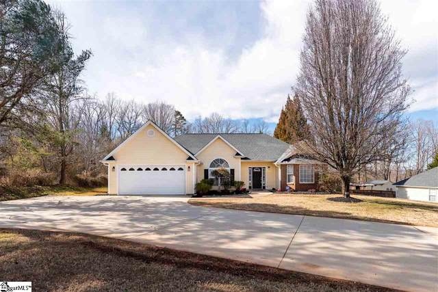 206 Casey Lee Lane, Greer, SC 29651 (#1436647) :: Coldwell Banker Caine