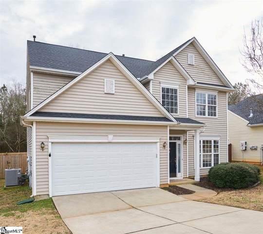 604 Timber Walk Drive, Simpsonville, SC 29681 (#1436659) :: Expert Real Estate Team