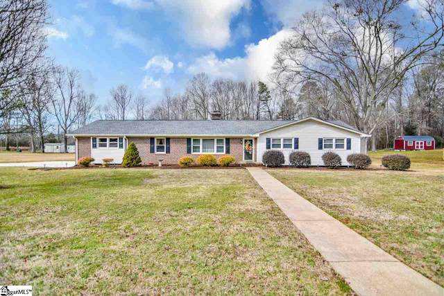 430 Bishop Drive, Mauldin, SC 29662 (#1436663) :: Hamilton & Co. of Keller Williams Greenville Upstate