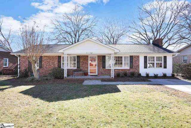 508 Avon Drive, Taylors, SC 29687 (#1436687) :: Expert Real Estate Team