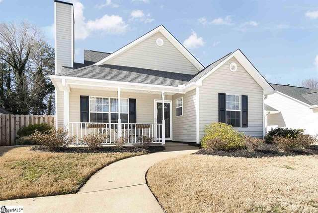 3 Southcreek Drive, Travelers Rest, SC 29690 (#1436693) :: The Haro Group of Keller Williams