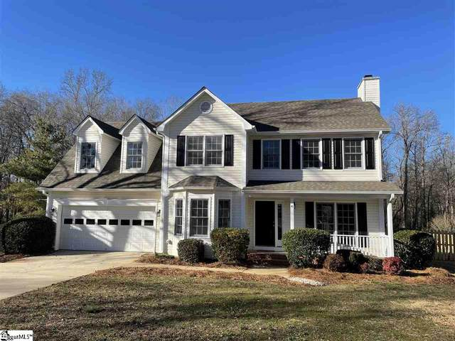 6 Flagstone Court, Simpsonville, SC 29681 (#1436694) :: Coldwell Banker Caine
