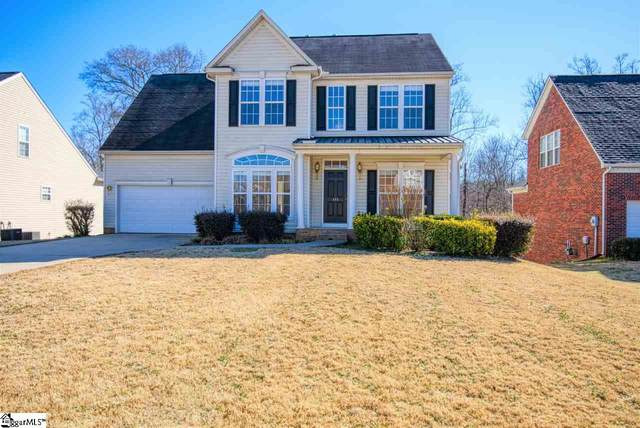 105 Ridgeleigh Way, Simpsonville, SC 29681 (#1436696) :: Coldwell Banker Caine