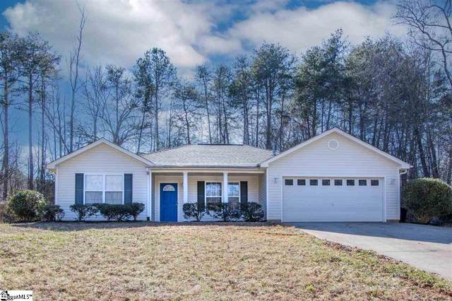 119 Confederate Lane, Greer, SC 29651 (#1436702) :: Coldwell Banker Caine