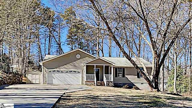 212 Plantation Drive, Greer, SC 29651 (#1436709) :: Coldwell Banker Caine