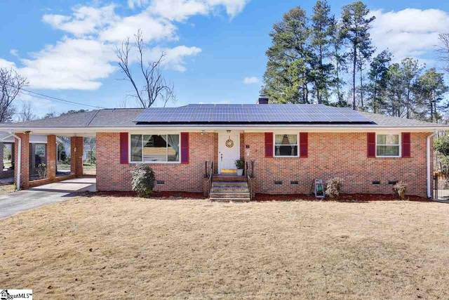 7 Timberlake Drive, Greenville, SC 29615 (#1436712) :: Hamilton & Co. of Keller Williams Greenville Upstate