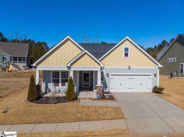 14 Novelty Drive, Greer, SC 29651 (#1436727) :: Coldwell Banker Caine