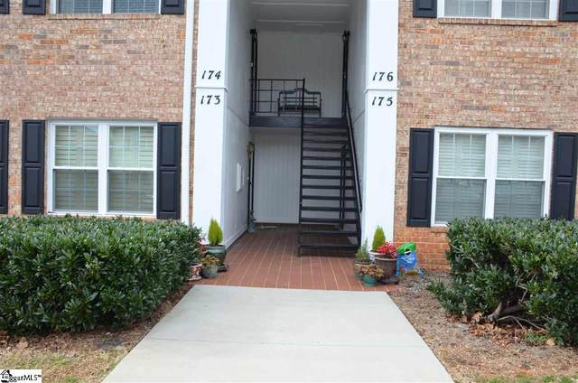 925 Cleveland Street Unit 176, Greenville, SC 29614 (#1436756) :: The Haro Group of Keller Williams