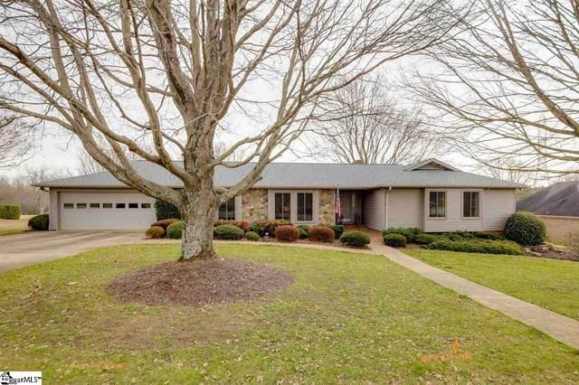 104 Muirfield Drive, Easley, SC 29642 (#1436790) :: Hamilton & Co. of Keller Williams Greenville Upstate
