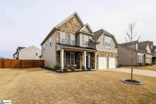 601 Waymeet Drive, Greer, SC 29651 (#1436791) :: Expert Real Estate Team
