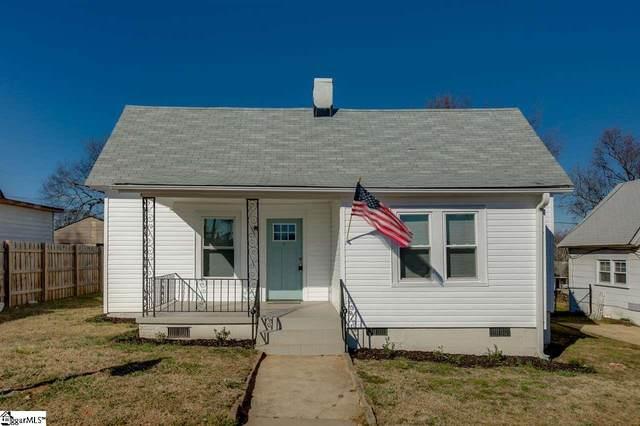 4 Madden Street, Greenville, SC 29605 (#1436796) :: DeYoung & Company