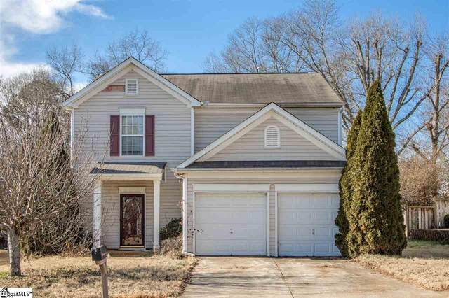 7 Ridgebrook Way, Greenville, SC 29605 (#1436797) :: Coldwell Banker Caine