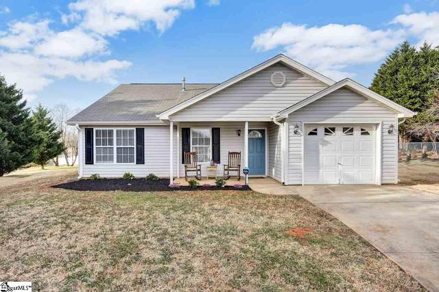 9 Gaffney Court, Greer, SC 29650 (#1436807) :: Coldwell Banker Caine