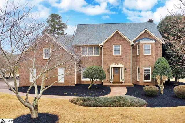 106 River Falls Drive, Duncan, SC 29334 (#1436815) :: Expert Real Estate Team