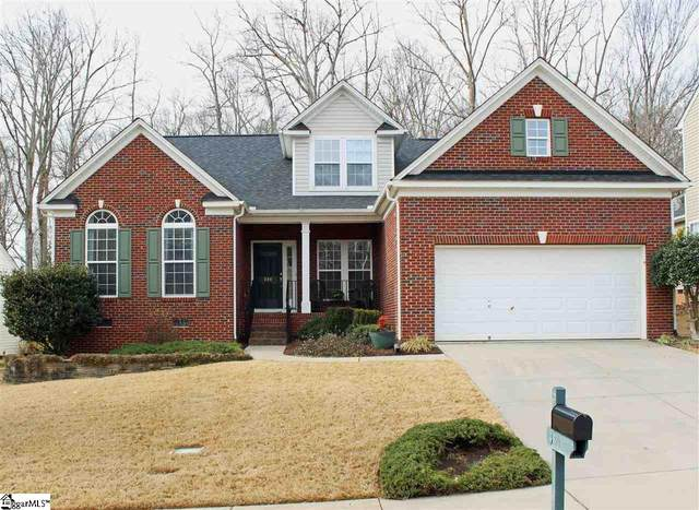 380 Amberleaf Way, Simpsonville, SC 29681 (#1436836) :: Coldwell Banker Caine