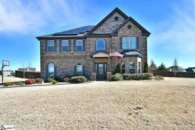 113 Harbrooke Circle, Greer, SC 29651 (#1436838) :: Expert Real Estate Team