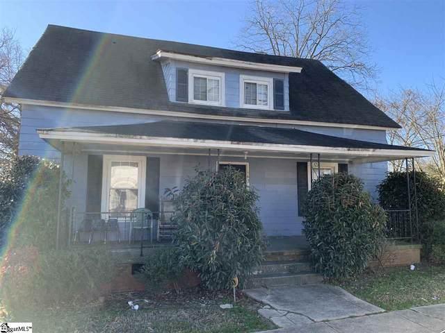 403 Jackson Street, Clinton, SC 29325 (#1436840) :: The Haro Group of Keller Williams