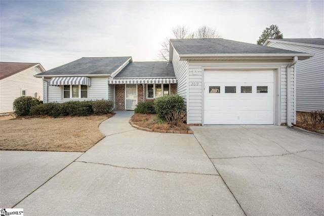 209 S Woodgreen Way, Greenville, SC 29615 (#1436842) :: Coldwell Banker Caine