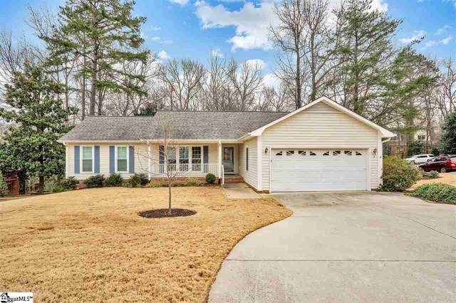 2 Woodtrace Circle, Greenville, SC 29615 (#1436851) :: DeYoung & Company