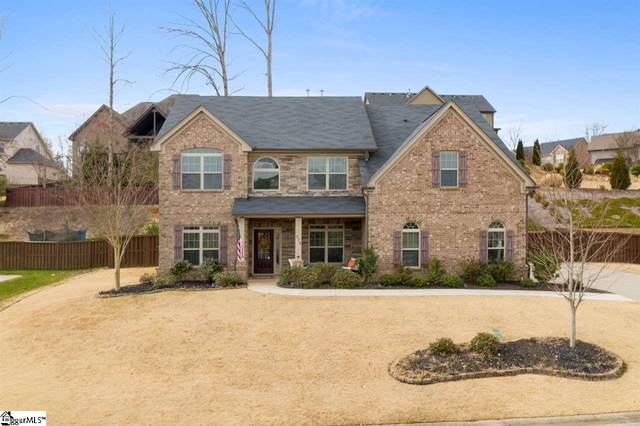209 Dante Lane, Simpsonville, SC 29681 (#1436870) :: Expert Real Estate Team