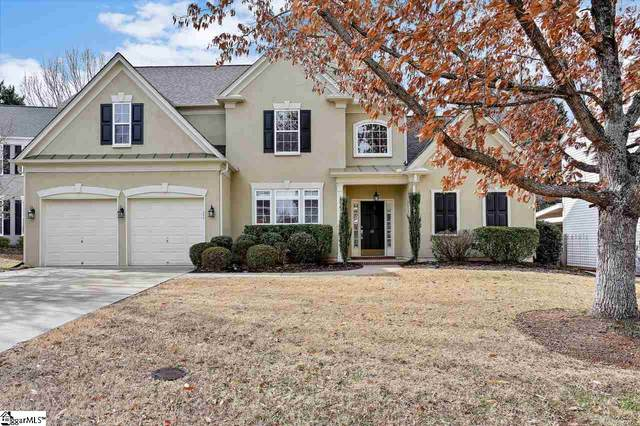 16 Treyburn Court, Greer, SC 29650 (#1436871) :: DeYoung & Company