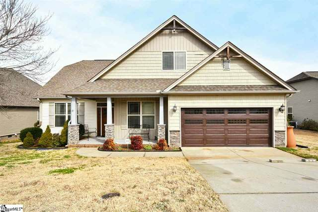 124 Damascus Drive, Simpsonville, SC 29681 (#1436880) :: Coldwell Banker Caine
