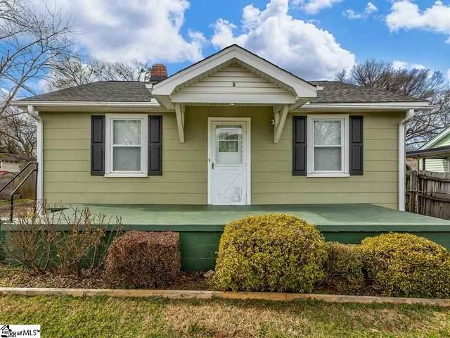 5 Herbert Street, Greenville, SC 29609 (#1436884) :: Hamilton & Co. of Keller Williams Greenville Upstate