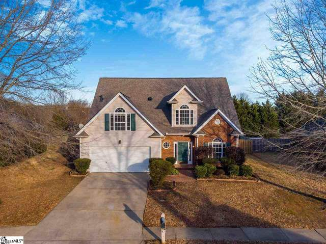 6 Rosemoss Court, Simpsonville, SC 29680 (#1436886) :: Coldwell Banker Caine