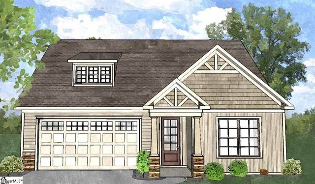 200 Mayfly Walk, Simpsonville, SC 29680 (#1436887) :: Coldwell Banker Caine