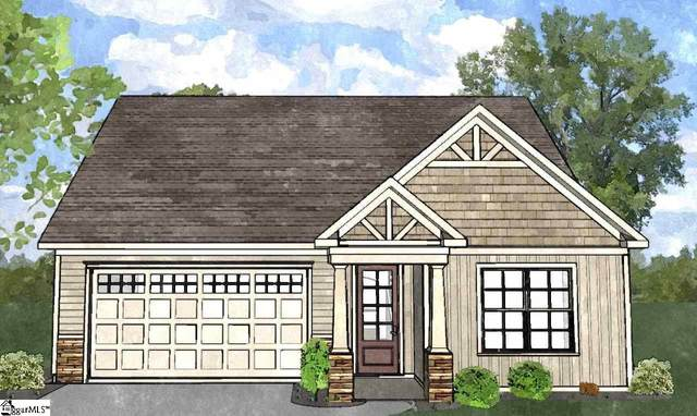 204 Mayfly Way, Simpsonville, SC 29680 (#1436889) :: Coldwell Banker Caine