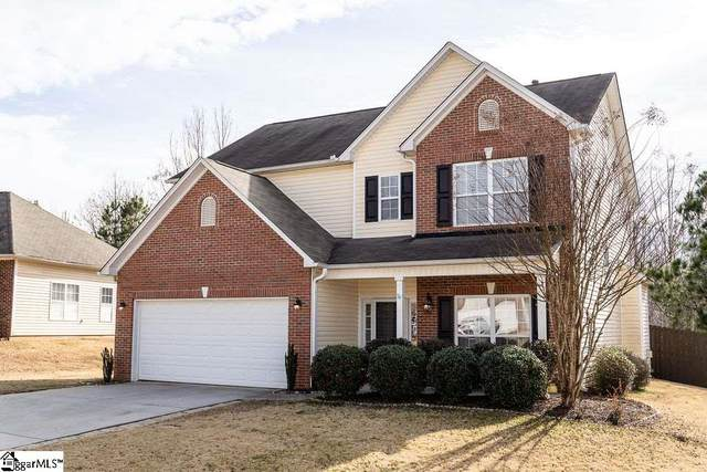 312 Spirit Mountain Lane, Easley, SC 29642 (#1436902) :: The Haro Group of Keller Williams