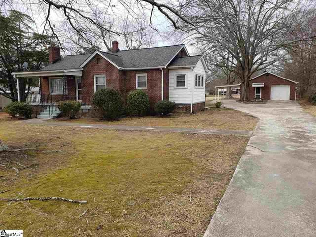 4 Louise Avenue, Greenville, SC 29617 (#1436904) :: Hamilton & Co. of Keller Williams Greenville Upstate
