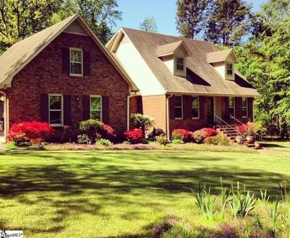 7 Moores Ridge Road, Roebuck, SC 29376 (#1436910) :: Hamilton & Co. of Keller Williams Greenville Upstate