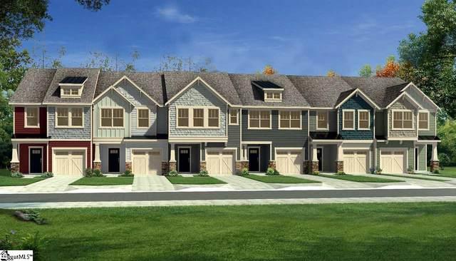 11 Mardale Lane Lot 43, Greenville, SC 29609 (#1436919) :: Hamilton & Co. of Keller Williams Greenville Upstate